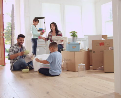 3 Things To Consider When Moving Into a New Home